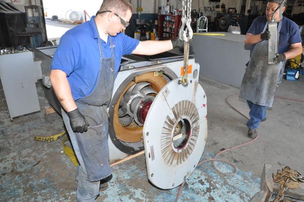 The leader in pump and electric motor repair and sales in for Ac electric motor repair