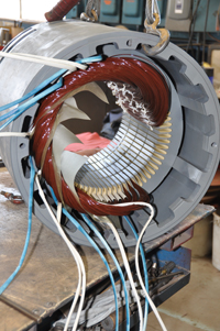 Can A Refurbished Electric Motor Work As Well As A New Motor