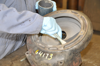 pump corrosion and erosion coatings