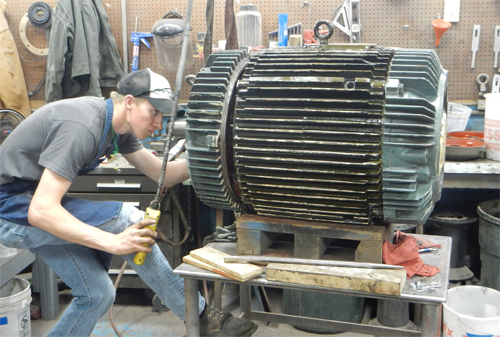 Refurbished Electric Motors Offer Power Without Compromise